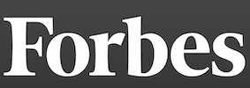 Logo for Forbes