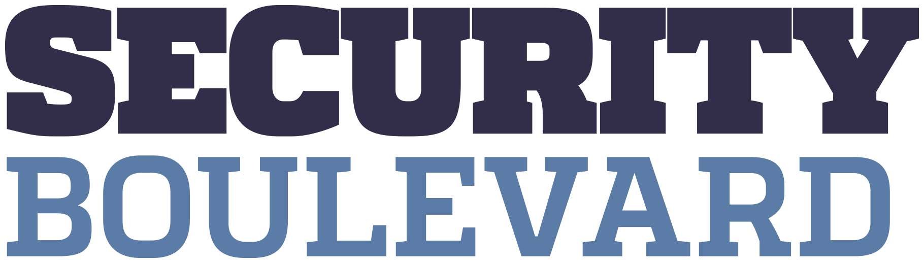 Logo for Security Boulevard